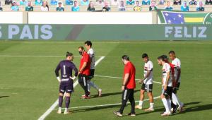Secretário-geral da CBF cita 'problema de logística' em testagem de jogadores, mas vê 'rodada positiva' do Brasileirão