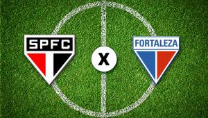 São Paulo x Fortaleza: assista à transmissão da Jovem Pan ao vivo