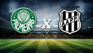 Palmeiras x Ponte Preta: assista à transmissão da Jovem Pan ao vivo