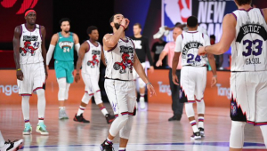 NBA: Toronto Raptors vence, garante 2º lugar do Leste e repescagem no Oeste