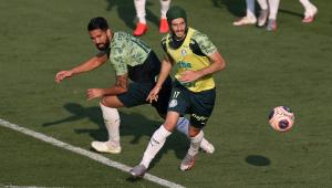 Viña deve voltar ao Palmeiras na final do Paulista contra o Corinthians