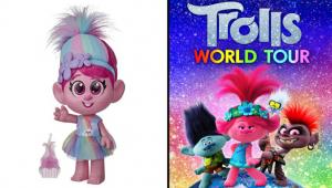 Após petição, boneca de 'Trolls 2' acusada de incentivar a pedofilia será removida de lojas