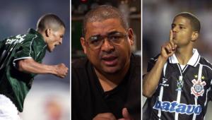 Quem foi melhor: Alex ou Marcelinho Carioca? Veja o que Vampeta respondeu