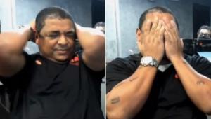 Incrédulo, Vampeta sofre com virada do Atlético-MG sobre o Corinthians; veja reações