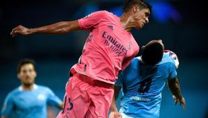 Rodrygo diz que Varane não pode ser culpado por eliminação do Real