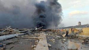 Presidente do Líbano mobiliza exército e convoca reunião de emergência após explosão em Beirute