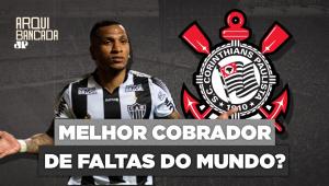 Lembra Marcelinho Carioca? Veja os melhores gols de Otero, novo reforço do Corinthians