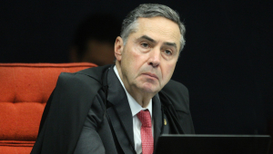 Luís Roberto Barroso é ministro do Supremo Tribunal Federal