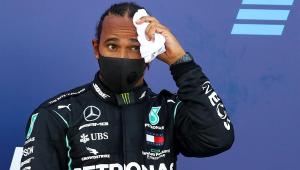 Após receber duas punições, Hamilton fala em perseguição no GP da Rússia