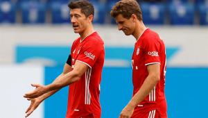 Hoffenheim surpreende e goleia o Bayern de Munique pelo Alemão
