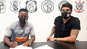 Corinthians anuncia a contratação do equatoriano Cazares