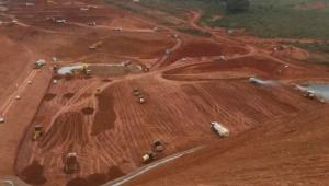 Vale suspende uso de barragem de rejeitos em Jeceaba (MG) e paralisa usina