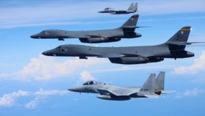 Força aérea chinesa simula ataque a base dos Estados Unidos; veja vídeo