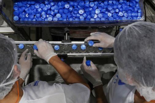Atividade da indústria brasileira cresce em agosto e retoma aos níveis pré-crise