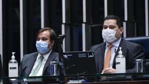 STF vai receber Maia, Alcolumbre e sete ministros em audiência sobre o Fundo do Clima