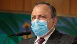 Ministro da Saúde, Eduardo Pazuello é internado em Brasília após realizar exames da Covid-19