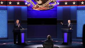 Eleições nos EUA: Comissão promete debate mais organizado entre Trump e Biden