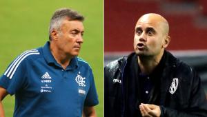 Declarações do técnico do Del Valle expõem ainda mais Dome no Flamengo; entenda