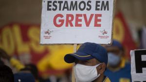 Sindicato pede que funcionários dos Correios mantenham greve e critica decisão do TST