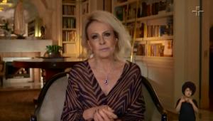 Ana Maria Braga quebrou o braço após assédio de diretor de TV: 'Veio pra cima de mim'