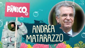 ANDREA MATARAZZO - PÂNICO - AO VIVO - 30/09/20