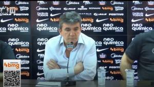 Andrés Sanchez detona arbitragem de Corinthians x Grêmio: 'Bizarra'