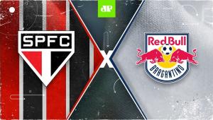 AO VIVO: São Paulo x Red Bull Bragantino - 09/09/2020 - Brasileirão - Futebol JP