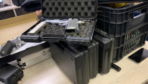 GCM é detido suspeito de fornecer armas para quadrilhas no interior de SP