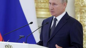 Putin tem nomeação enviada ao Prêmio Nobel da Paz