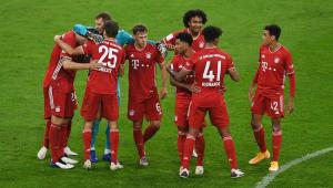 Bayern de Munique vence clássico e fatura Supercopa da Alemanha