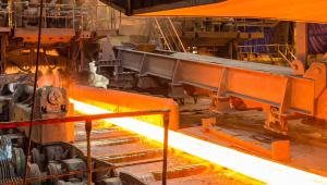 ferro siderurgica