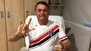 Bolsonaro recebe alta após cirurgia na bexiga