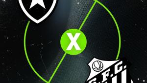 Botafogo x Santos: assista à transmissão da Jovem Pan ao vivo