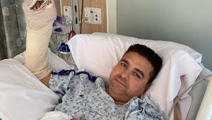 Buddy Valastro, o Cake Boss, tem mão prensada em acidente com boliche