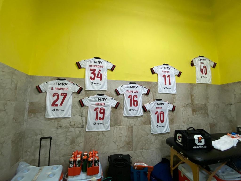 STJD nega pedido do Flamengo, e jogo contra o Palmeiras está mantido – Jovem Pan