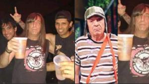 Argentino sobre sucesso na web como 'Chaves metaleiro': 'Morrendo de rir com memes'