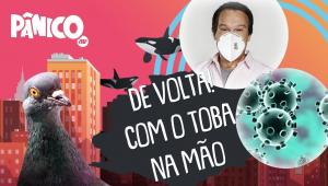 CHICO BARNEY E NICOLE BAHLS - PÂNICO - AO VIVO - 16/09/20