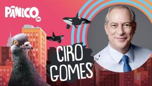 CIRO GOMES - PÂNICO - AO VIVO - 29/09/20