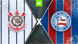 Corinthians x Bahia FC - AO VIVO - 16/09/2020 - Futebol JP