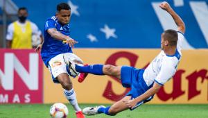 Em crise, Cruzeiro tem nova derrota e se aproxima da z-4 na Série B