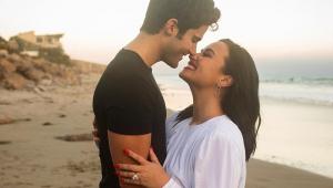 Demi Lovato e Max Ehrich terminam noivado após dois meses, diz site