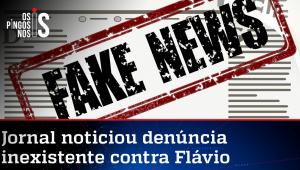 Os Pingos nos Is: O Globo publica mais uma fake news