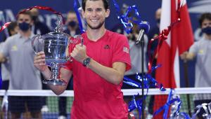 Austríaco fatura US Open e se torna o 1º campeão de Slam nascido nos anos 90