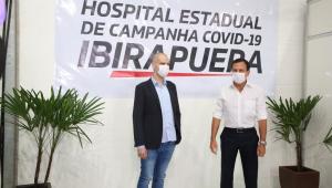 Após 5 meses, Hospital de Campanha do Ibirapuera vai ser fechado em 30 de setembro