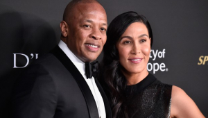 Ex-mulher de Dr. Dre quer R$ 10 milhões por mês de pensão, R$ 715 mil só para roupas