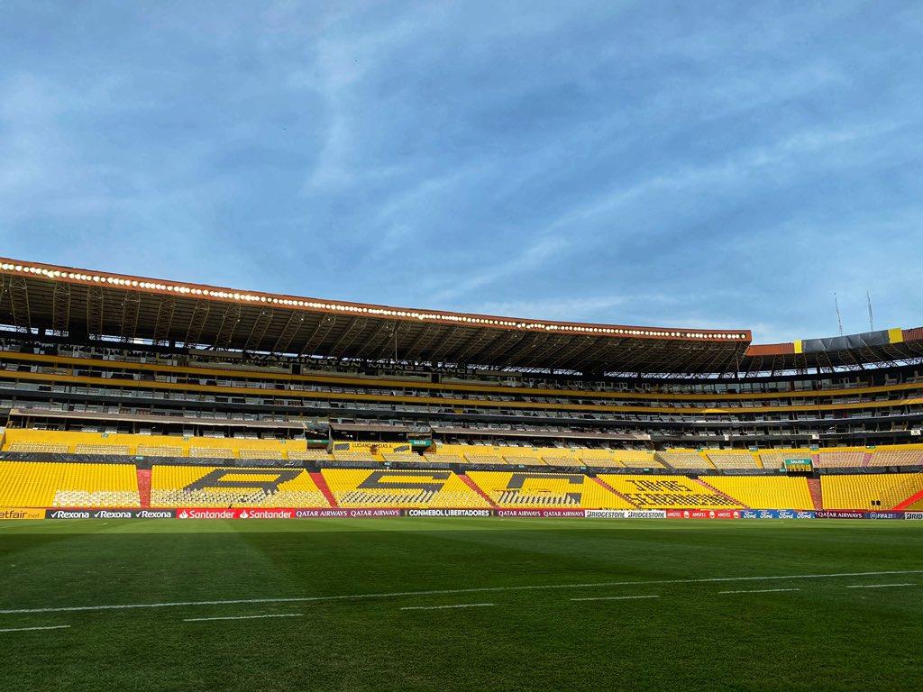 Após surto de covid-19, autoridades do Equador autorizam jogo do Flamengo – Jovem Pan