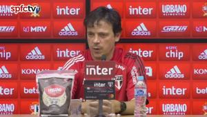 Diniz quer reforços no São Paulo, mas diz: 'Não tem como contratar sem critério'