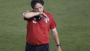 Fernando Diniz já projeta 'decisão' contra River: 'Teremos de jogar no nosso limite'