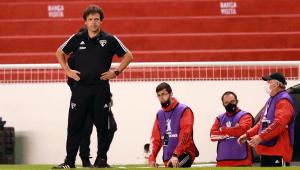 São Paulo perde para o River Plate e está fora da Libertadores