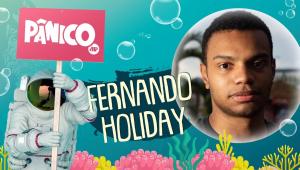 FERNANDO HOLIDAY - PÂNICO - AO VIVO - 22/09/20